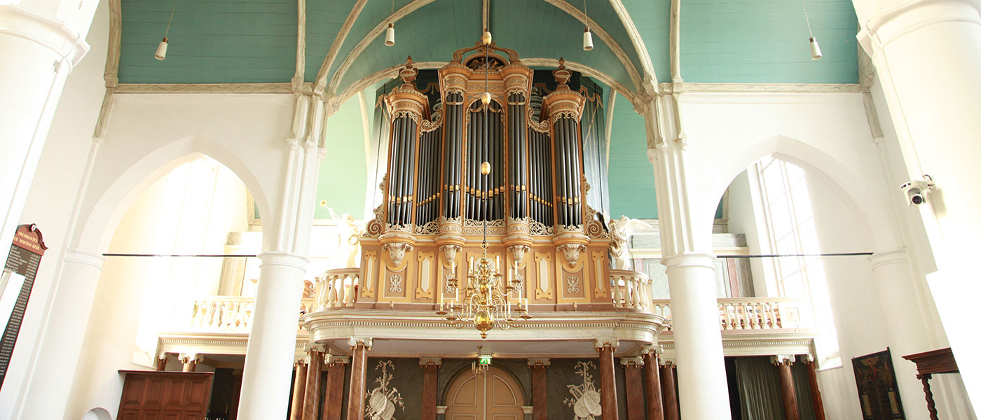 Stichting Orgelconcerten Oude Kerk Voorburg